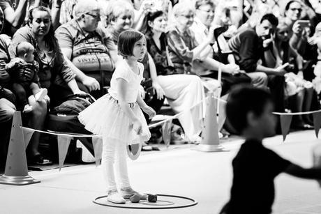 Ecole du Sart Tilman - Spectacle de Cirque des classes de maternelles - 2017