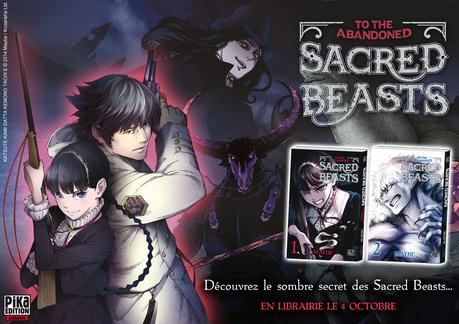 To the Abandoned Sacred Beasts