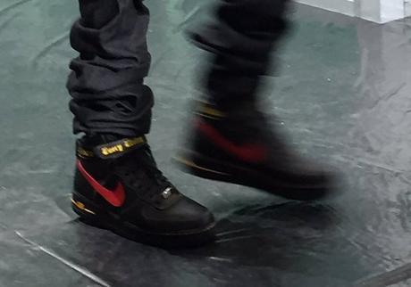 VLone x Nike Air