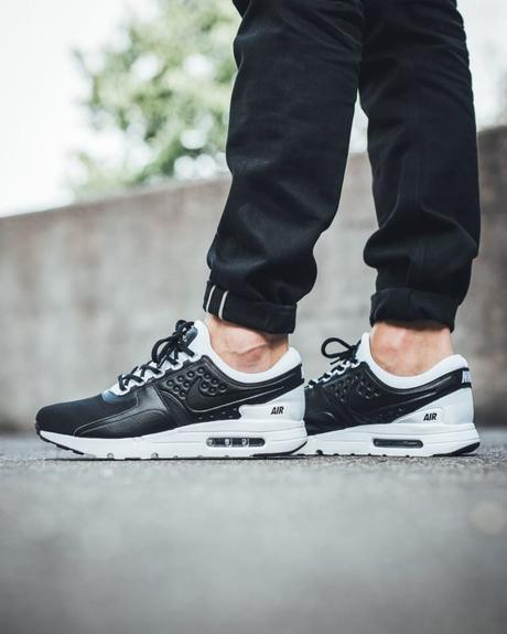 Nike Air Max Zero PRM Black White