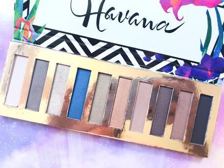 La palette Yeux Havana de Primark Beauty, une vraie pépite ♡