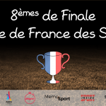 8èmes de finale – Coupe de France des Sports