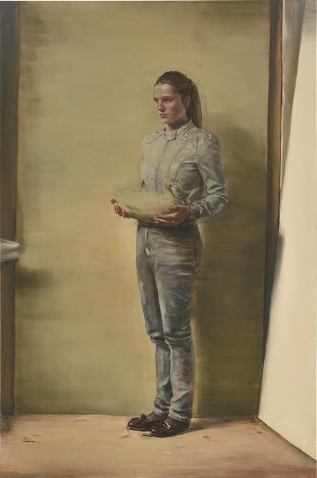 michael-borremans, art-contemporain, peinture-figurative, artiste-peintre, belgique, sotheby, auction, enchères, surrealisme, david-zwirner, london