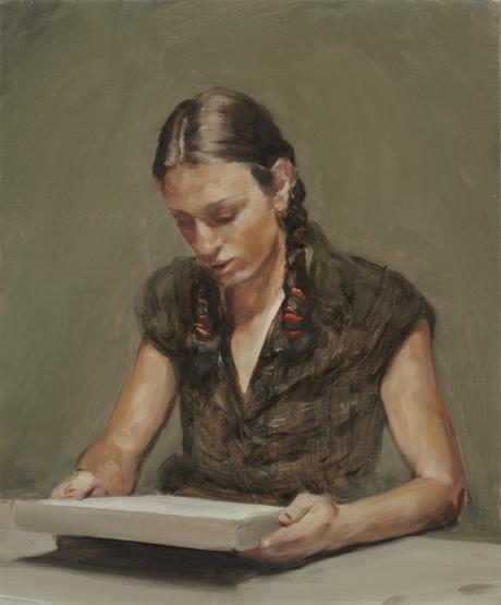 Michael Borremans, artiste peintre, belgique, art, art contemporain