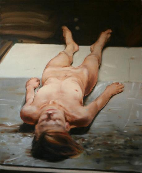 michaël Borremans, borremans, michael boreemans, painter, painting, art, contemporary art, surrealism, velazquez, zurbaran-7