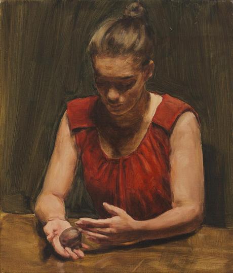 michaël Borremans, borremans, michael boreemans, painter, painting, art, contemporary art, surrealism, velazquez-5