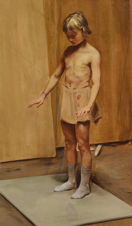 michaël Borremans, borremans, michael boreemans, painter, painting, art, contemporary art, surrealism, velazquez, zurbaran-2