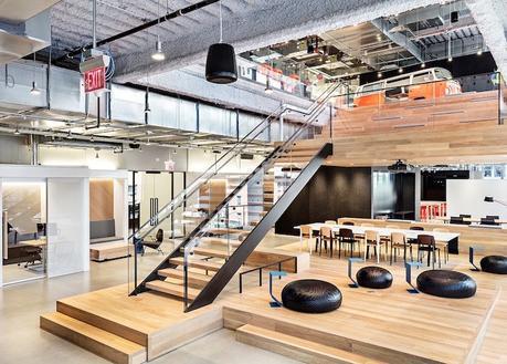 Découvrez le nouveau siège new-yorkais de Nike