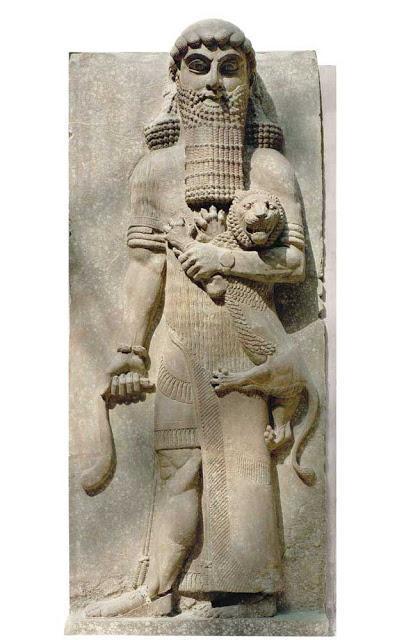 Gilgamesh, Grand homme de Mésopotamie et écriture cunéiforme