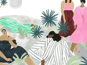 illustrations mode originales d'Isabelle Feliu