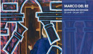 Galerie MAEGHT Paris  prolongation de l'exposition  – MARCO DEL RE jusqu'à Mi-Juillet 207