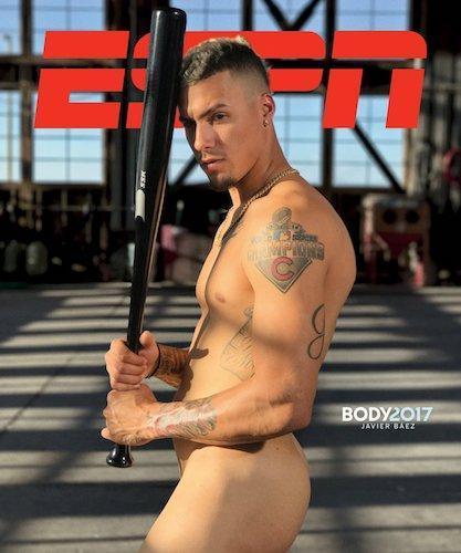 ESPN dévoile les 5 couvertures de son «Body Issue» 2017