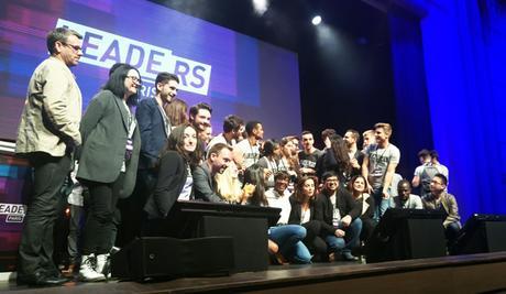LeadersParis a fait souffler l'esprit de la jeunesse pendant 2 jours à Paris