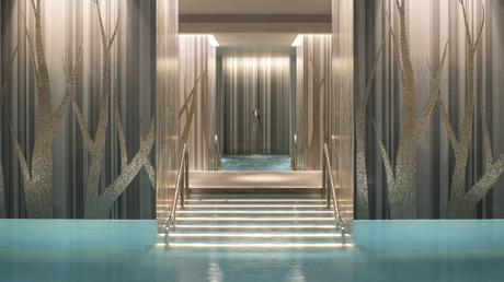 Four Seasons Hotel London at Ten Trinity Square dévoile un spa luxueux au coeur de la city à Londres