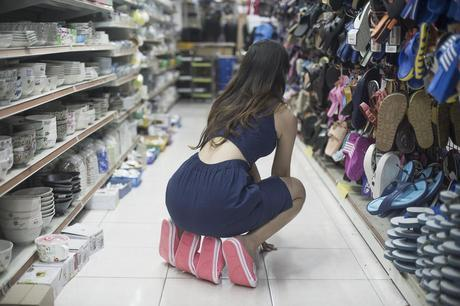 Yung Cheng Lin, photographie, hybridation, surrealism, nude, woman, body, bondage