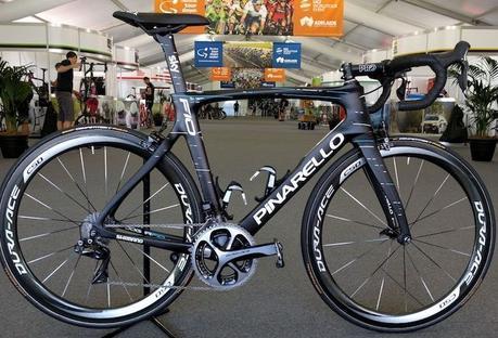 Top 10 des plus beaux vélos du Tour de France 2017