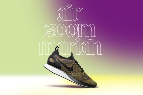 Nike Air Zoom Mariah Flyknit Racer Multi