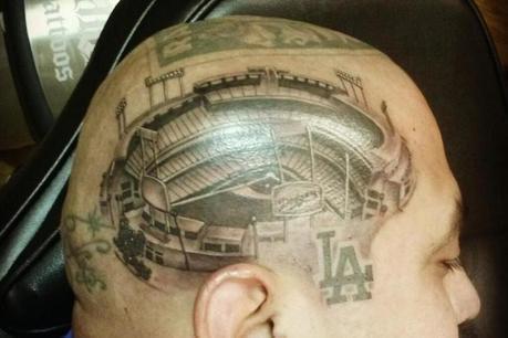 Les tatouages les plus fous vus sur le corps d'un supporter