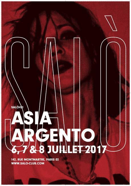 Asia Argento et 3 nuits sensuelles au Salò