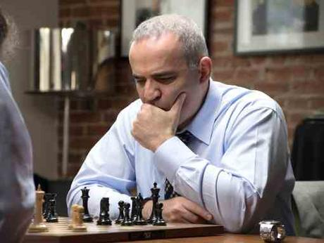 Le retour de Garry Kasparov aux échecs - Photo © site officiel