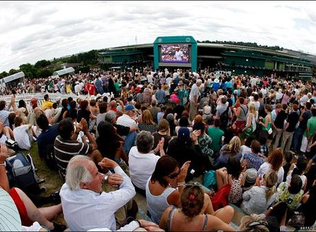 Quand la « Henman Hill » est devenue le « Murray Mount »