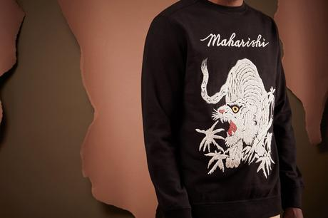 MAHARISHI – F/W 2017 COLLECTION