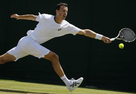 Les joueurs les plus grands par la taille de l'histoire du tennis