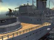 Fleet Glory bataille navale débarque mobiles sort aujourd'hui