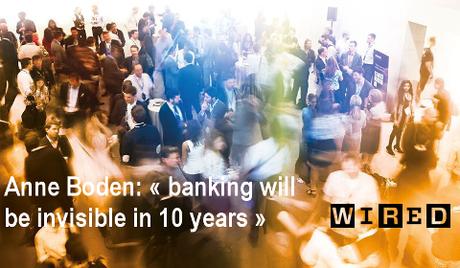 La banque devient invisible