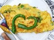 L'omelette piments doux, évidence basque