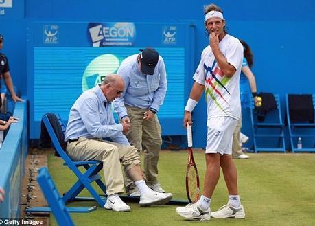 Ces amendes insolites vues au tennis