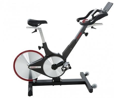 Vélo d'appartement pour un entrainement efficace