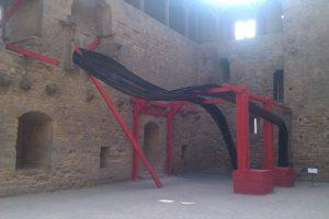 11 sites classés de la région Occitanie exposent de l'Art contemporain In Situ