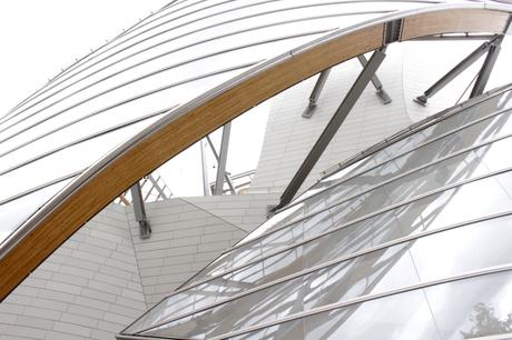 L'amour de l'architecture à la Fondation Louis Vuitton