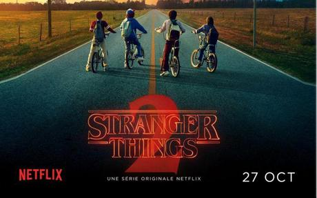 Stranger Things 2 sera diffusée le 27 octobre !