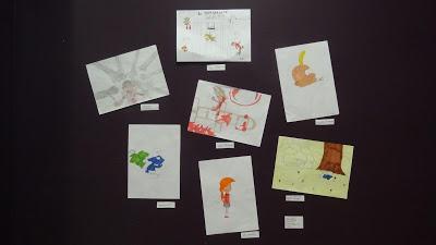 Photo festival BD6Né, expo concours dessin