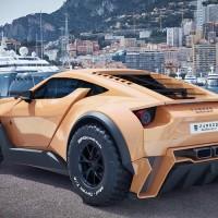 Découvrez le Zarooq Sandracer GT 500