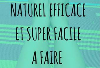 La Recette De L Autobronzant Naturel Fait Maison Inratable Meme Si Vous Ne Savez Pas Faire Vos Cosmetiques Paperblog