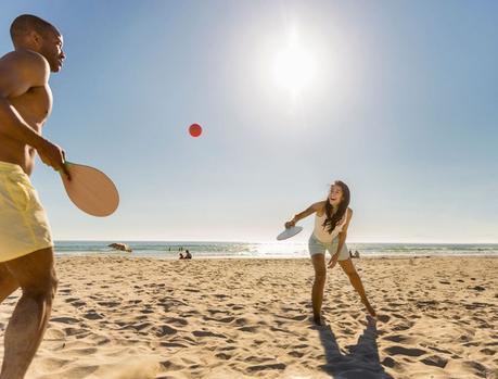 Le Beach Ball tente son passage en mode connecté avec la LoopBall