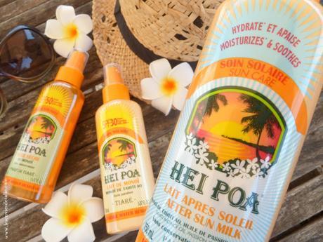 Ambiance vacances sous les tropiques avec Hei Poa