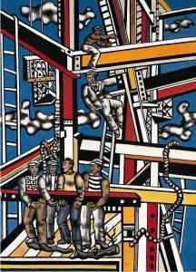Fernand Léger, peintre architecte