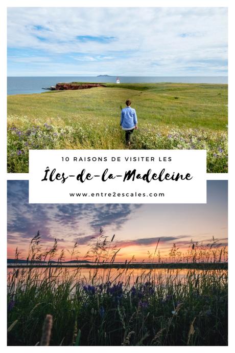 QUÉBEC |10 raisons de tomber en amour avec les Îles de la Madeleine