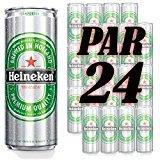 Bière - Pack de 24 Heineken slim boite