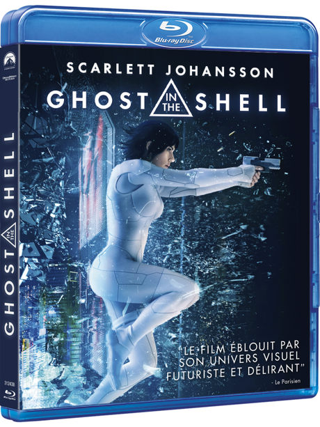 [Concours] Ghost In The Shell : gagnez des Blu-Ray, DVD et des goodies du film !