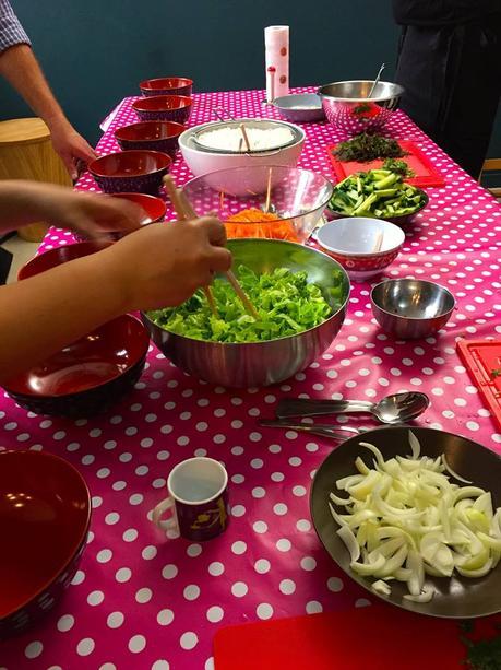 Les Ateliers De Miss Tâm 2017 2018 Cours De Cuisine Vietnamienne