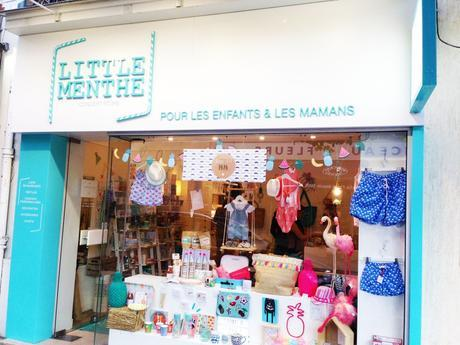 Little Menthe : un concept store enfants à Boulogne !