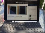 """Essai l'iPad 10.5"""""""
