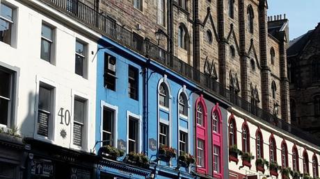 5 jours en famille à Edimbourg