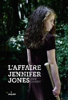 L'affaire Jennifer Jones de Anne Cassidy
