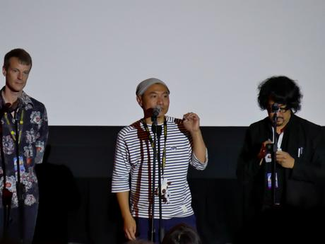 Night Is Short, Walk On Girl / Lu Over The Wall – Q&A avec le réalisateur des films, Masaaki Yuasa
